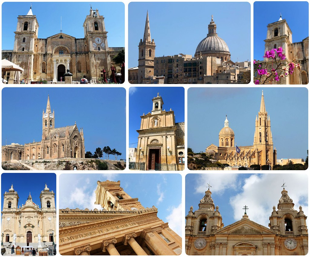 Churches of Malta