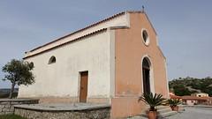 2016-S725 Arzachena - Chiesa di Santa Lucia