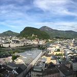 Overlooking Salzburg
