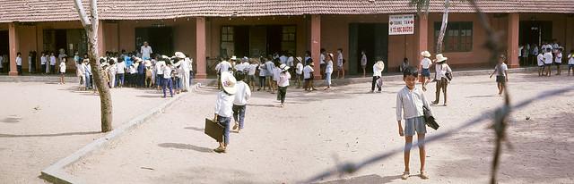 QUI NHON 1967 - Elementary School