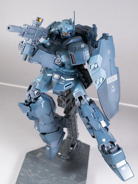 レビュー HGUC 1/144 RGM-96X ジェスタ (機動戦士ガンダムUC)