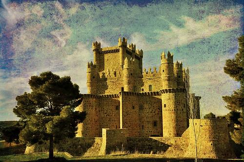 Castillo de Guadamur - Guadamur's castle by Marco Antonio Losas