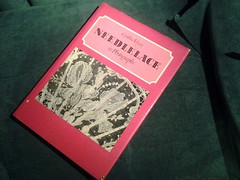 Needlace book