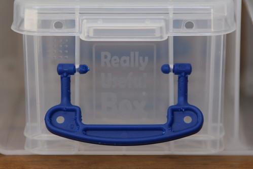 Really Useful Box Smiley