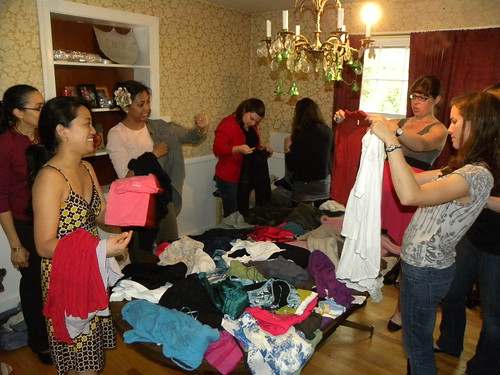 2012 March Clothing Swap