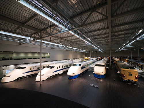 リニア・鉄道館 SCMAGLEV and Railway Park