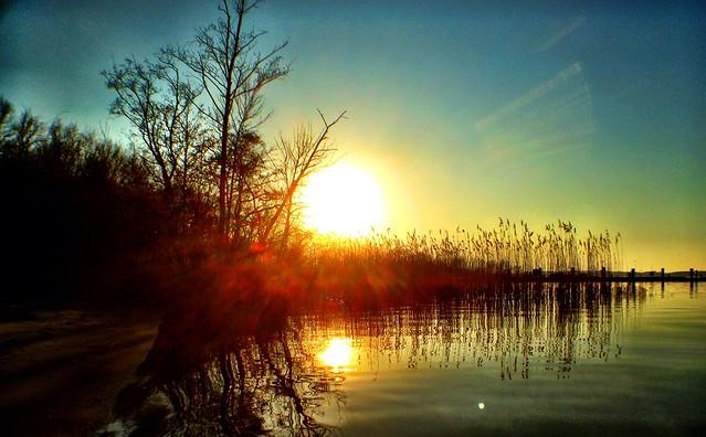 Fleesensee Sunset (1)