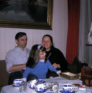 West Germany    -   Waldrun   -   Chris Muller & Family   -   December 1969