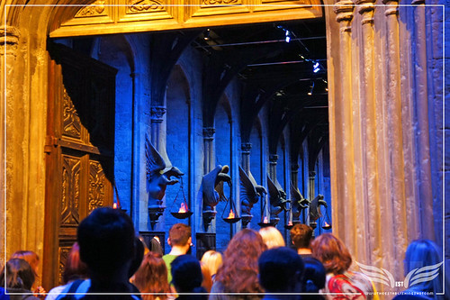 The Establishing Shot: The Making of Harry Potter Tour - Entering The Great Hall by Craig Grobler