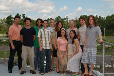 2007 UCF ChinaVine Team