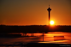 Tampere Sunset