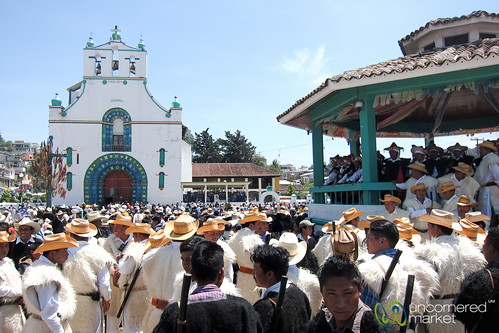 Easter Day at San Juan Chamula - Chiapas, Mexico
