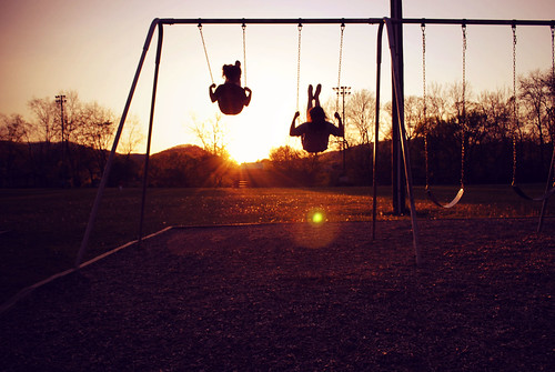 Swing Away For Golden Days