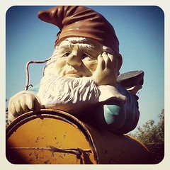 Gnome Mailbox