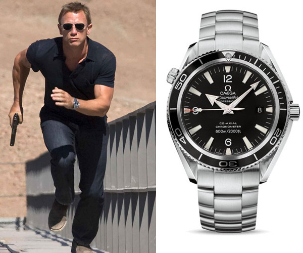 les montres de james bond 007 watches gadgets. Black Bedroom Furniture Sets. Home Design Ideas