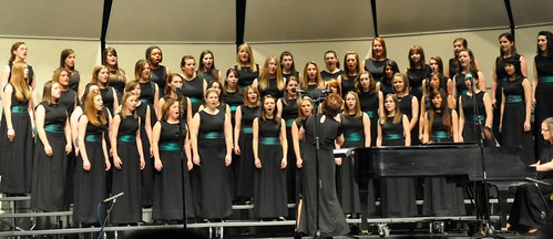 Mason High School Choir