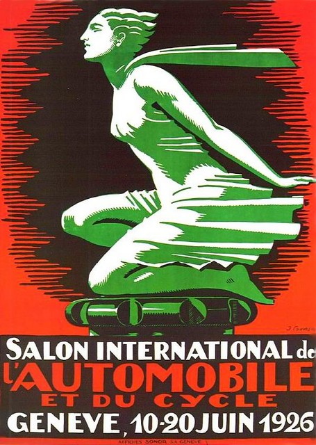 Salon de Geneve. 1926