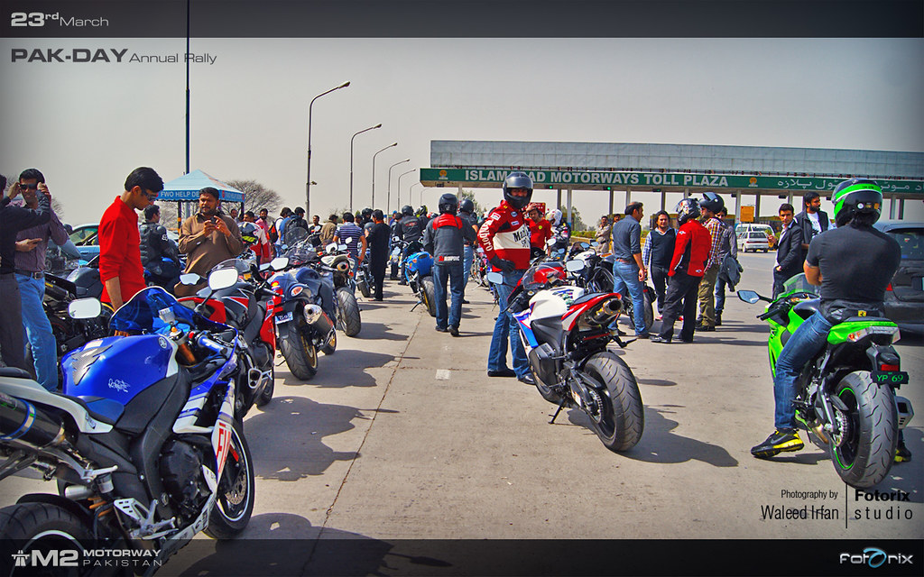 Fotorix Waleed - 23rd March 2012 BikerBoyz Gathering on M2 Motorway with Protocol - 7017378365 e8be9252e8 b
