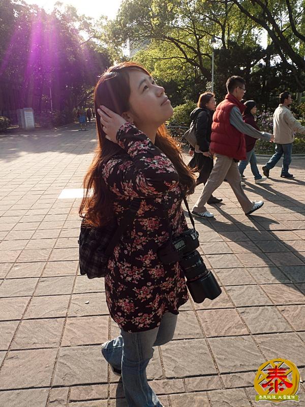假掰的台大公園杜鵑花-5
