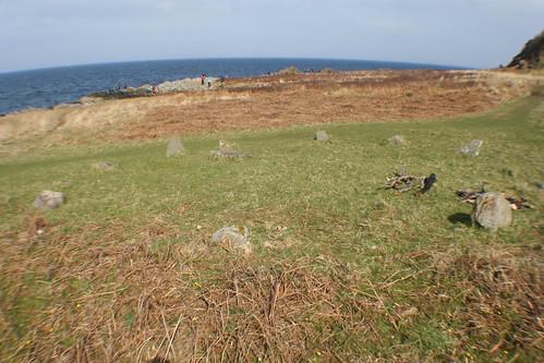 Prehistoric Stone Circle, Lochranza