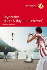 Švýcarsko - mapa & tipy na cestování (vydání 2010)