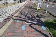 Bicycle Lane Otsu Shiga