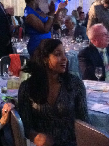 Jordin Sparks at Capitol CAREaoke