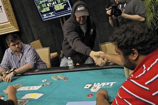 1947 ClubWPT Butch Valure Eliminated by Ravi Raghavan