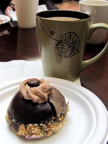 Le Bon Cafe, Halifax, Nova Scotia