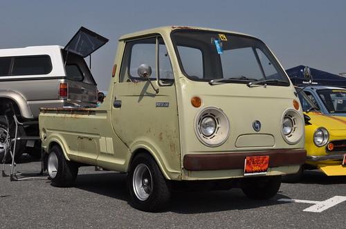 1969-1976 MAZDA PORTER CAB