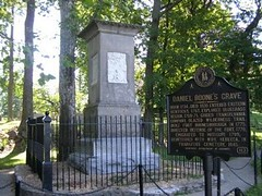 Boone Gravesite