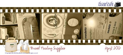 Breast Feeding Supplies