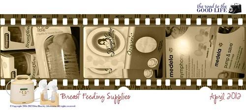 Breast Feeding Supplies