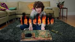 Wonderbook: Book Of Spells - Incendio