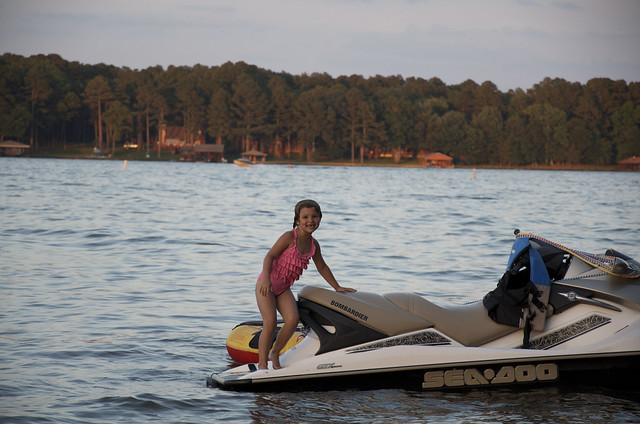 avery on the sea doo