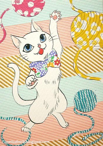 再貼一隻貓 :3