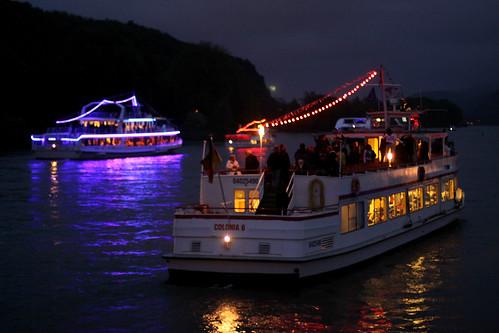 Rhein in Flammen 2012