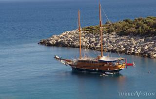 Gulet in Antalya