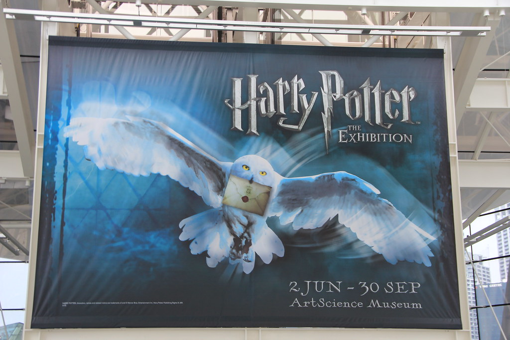 Harry Potter : The EXHIBITION