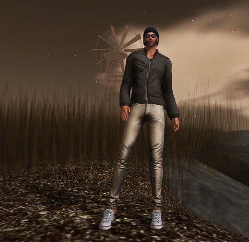 Kal Rau Skinny Pants