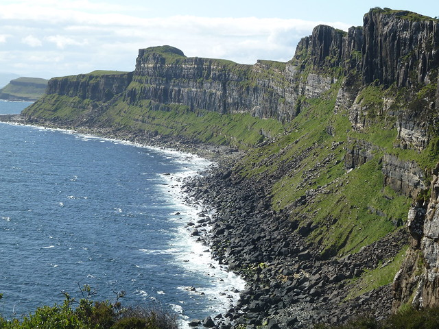 Trotternish Coastline, Skye