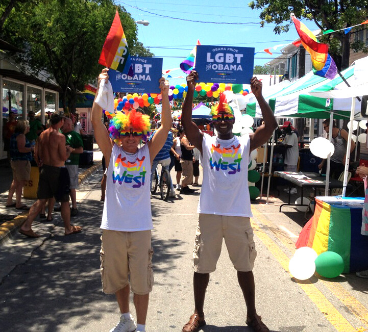 Join LGBT Americans for Obama