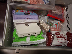Time Capsule in the Freezer