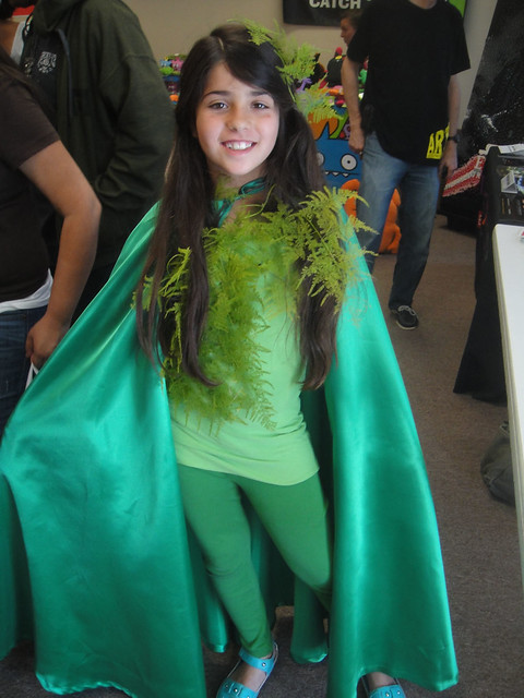 Free Comic Book Day 2012 - Poison Ivy