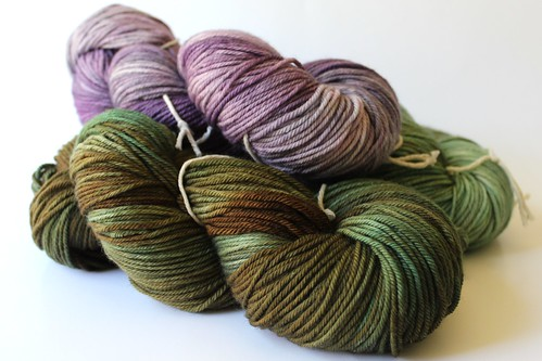 Kettle Dyed - Kona Worsted