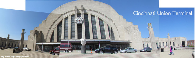 Union Terminal 4pics together