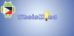 WhoisMind.com Android app