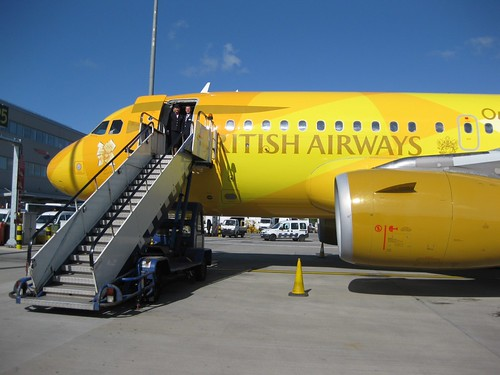 British Airways' 'The Firefly'