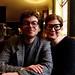 Caroline and Steve