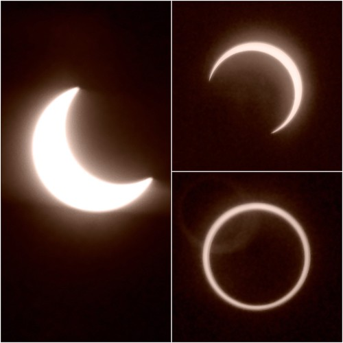 Annular Eclipse by tsubame
